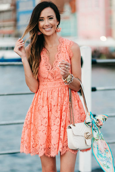 Mini Dress | 51+ Popular Summer Outfits You Should Already Own