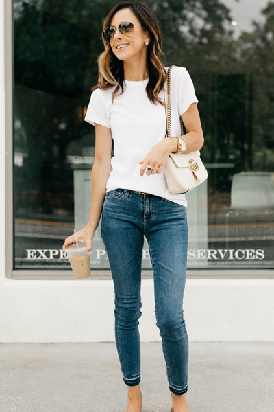 15+ Classy Outfit Ideas To Finish This Summer With Style