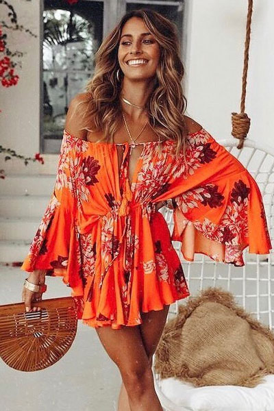 Lovely Summer Dresses Inspired by Fashion Influencers
