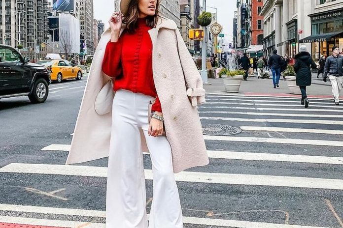 22 Pure Holiday Style Inspiration to Rock Your Instagrams